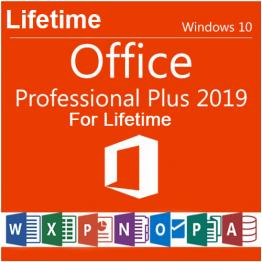 Office 2019 Professional Plus 32/64 bit Product key License
