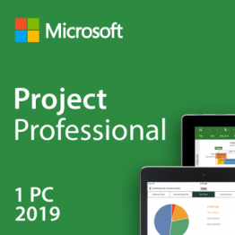 Project 2019 Professional Product Key